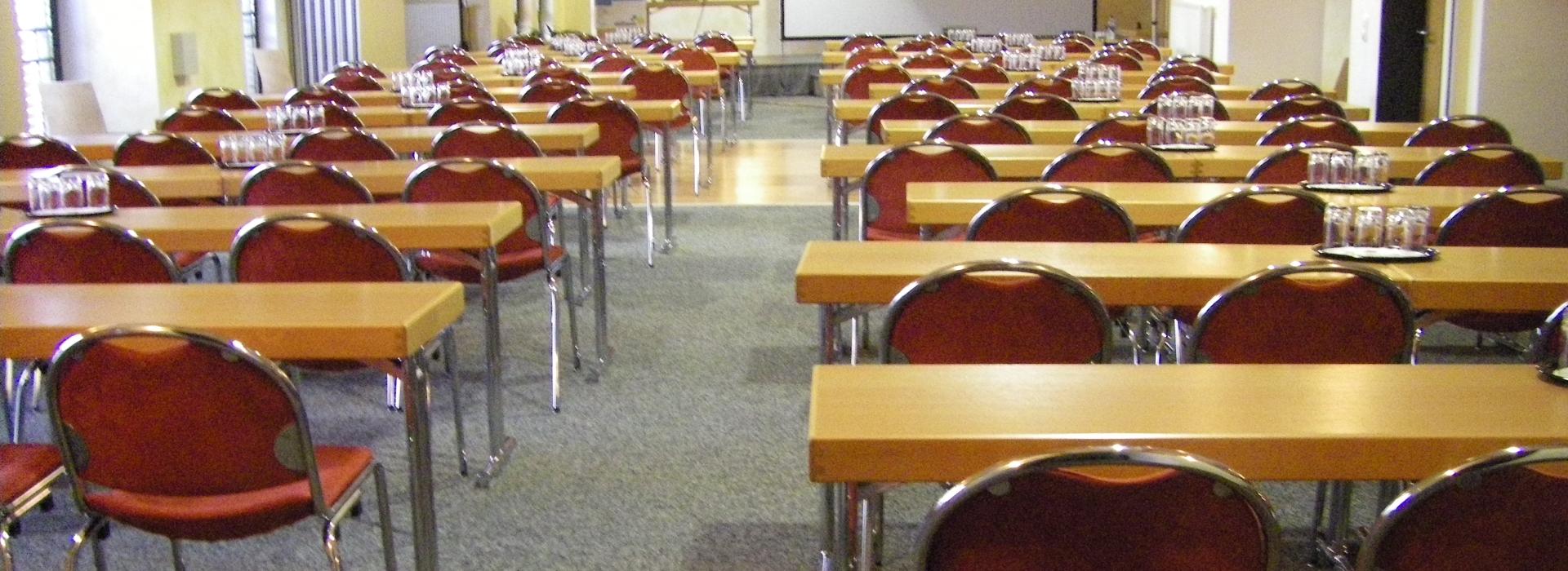 Seminare, Workshops und Firmenfeiern